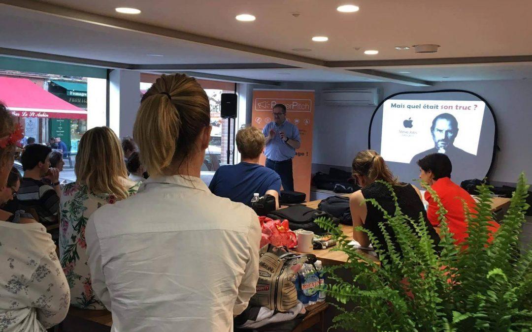 Ma 1ère conférence chez Oïkos Toulouse